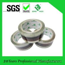 Bulletins d'emballage adhésifs de bande de BOPP de haute qualité imprimés de cachetage de bande d'emballage