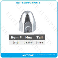 Cubierta de tuerca hexagonal para automóvil (38151)