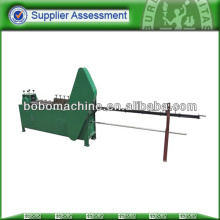 wire straightening and cutting machine for burner grate