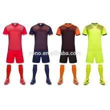 Qualität neues Fußball Jersey / Fußballuniform / Fußballuniform im Großverkauf