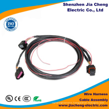 Power Supply Wire Harness for Automotive Use