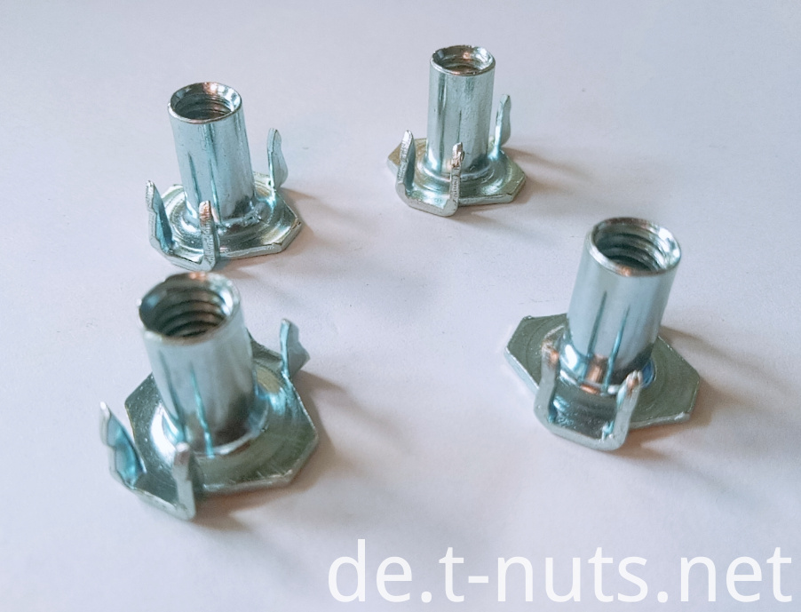 4 pour tooth Nut