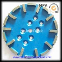 Rodas de moedura de diamante para betão