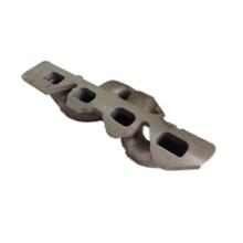 Часть отливки песка с сталью углерода для автоматического вспомогательного оборудования / ОЕМ