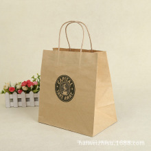 Custom bag kraft paper