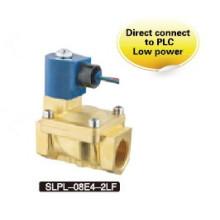 Serie SLPL Válvula solenoide de baja potencia