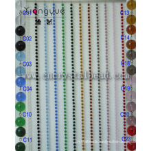Colorful Wholesale Glass Bead Curtain
