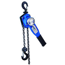HSHD LEVER HOIST WITH G80 CHAIN BLOCK AND G80 LINK CHAIN