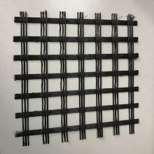 Polyester Uniaxial Geogrid cho tường chắn