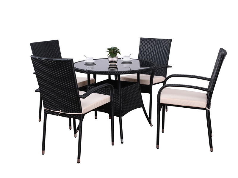 5pc patio furniture set