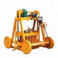 Mobile Zementblockmaschine Deutsch