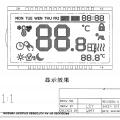 Écran LCD personnalisé de haute qualité TFT VA