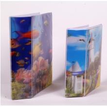 Álbum de fotos de decoración promocional con efecto 3D