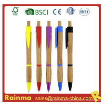 Clik Bamboo Ball Pen for Eco Stationery