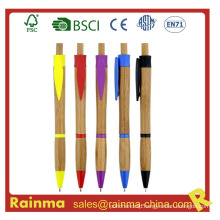 Clik Bamboo Ball Pen for Eco Stationery