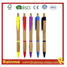 Clik Bamboo Ball Pen para Eco Stationery