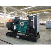Дизельный генератор открытого типа Volvo серии 450 кВА