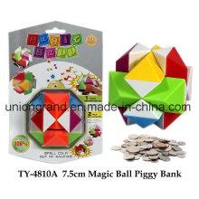 7.5cm Magic Ball Piggy Bank