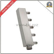 Colector roscado de 5 maneras en el separador de agua de calefacción de piso (YZF-L153)