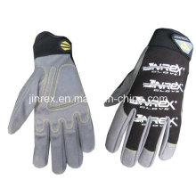 Voller Finger-Bau, der mechanische Sicherheits-Hand schützt, schützen Handschuh