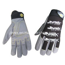Full Finger Construction Working Mechanical Safety Hand Protect Glove