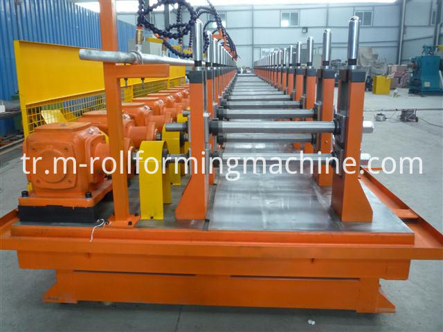 Bumpers Cold rollingroll forming machine