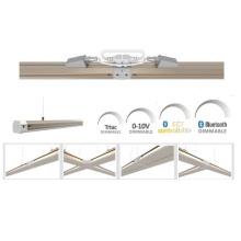 10W/15W/20W/30W/35W/45W/50W Bluetooth Dimmable Tube DIY Connection LED Linear Light