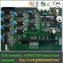 PCB board assemblying Custom cctv camera PCBA,Electronic Manufacturing Service