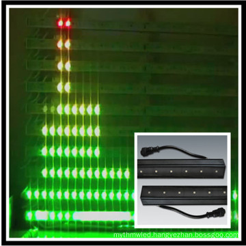 DMX led light bar color changing stick