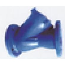 FLG.5109 Фланец конце размер DN25 DN350 чугунной мяч типа обратный клапан