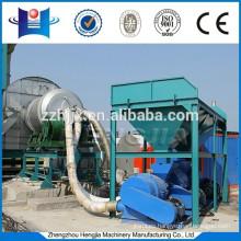 Quemador de carbón HJMB4000 de secado