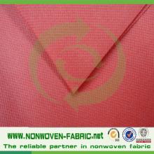 Tissu non tissé réutilisé écologique de pp