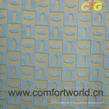 Tissu de troupeau pour le canapé (SHSF04223)