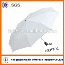 Man and Women Promotional 3 Fold Novelty Umbrellas