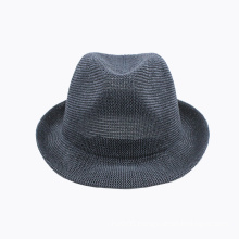 Cheap Polyester Mens Fedora Hat Wholesale