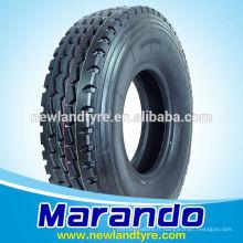 700-16 750-16 825-16 825-20 Tous les pneus radiaux en acier Fabrication de pneus en Chine