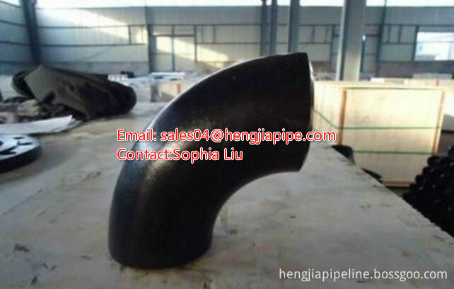 hot rolled pipe elbow