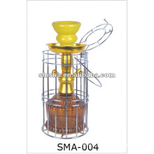 Hot selling aluminum wholesale Mya hookah shisha Mya hookah with cage