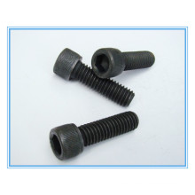 DIN912 Hex Socket Head Cap Screw with Black