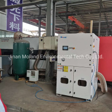 Coletor de pó de cartucho para limpeza de ar industrial