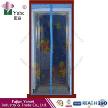 Насекомые / Москитная экранная дверь магнитная