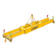 Épaisseur 20t, 40t utilisé pour le transport du conteneur dans la jetée et le port