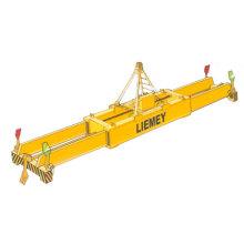 Разбрасыватель 20т, 40т, используемый для транспортировки контейнера в причале и порту