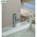 Herausziehen Messing Küchenspüle Mischbatterie Wasserhahn (Q13003)