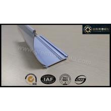 Gl1046 Горячая продажа Популярная алюминиевая зебра Blinds Head Track White