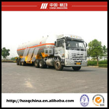 LPG Semi Trailer of Delivering LPG Gas for Sale