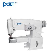 DT 2150M cilindro de alimentación superior e inferior zigzag cosido traje de máquina de coser industrial para coser zapatos