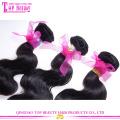 Garantia de comércio China fornecedor cabelo humano 7A série virgem brasileiro onda pelos