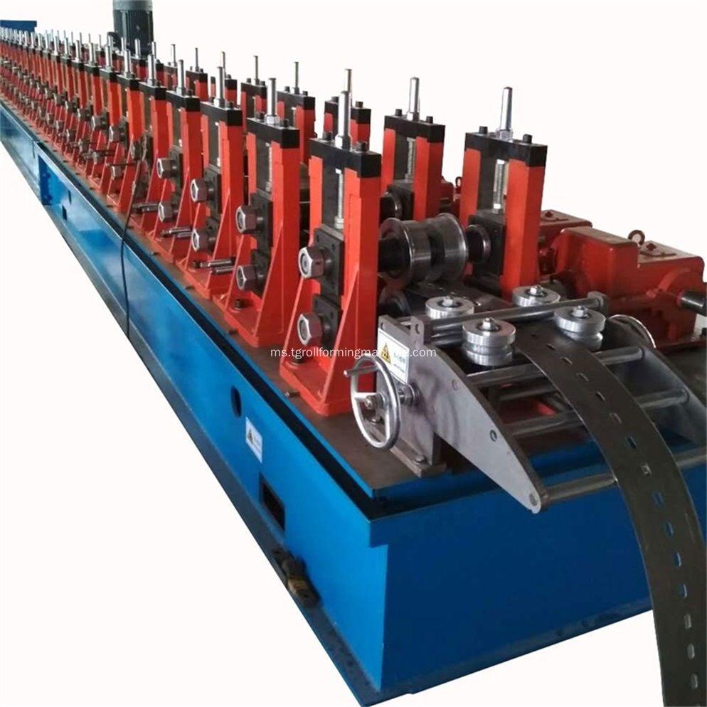 Rolling Solar C Channel Roll Forming Machine