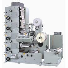 Флексографическая печатная машина (RY-470)